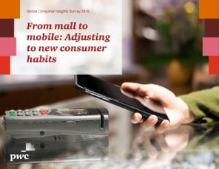 From mall to mobile: Adjusting to new consumer habits