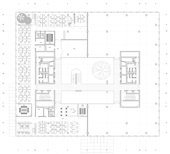 Plan - 2nd floor
