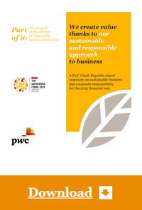 Corporate responsibility report 2015