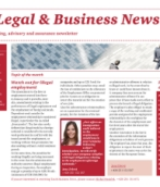 Tax, Legal & Business News