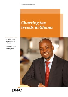 Charting tax trends in Ghana 2013