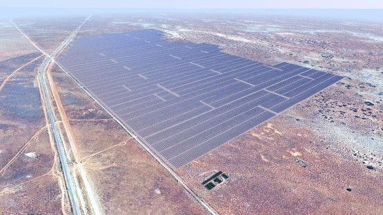 Building The Largest Solar Farm In The Southern Hemisphere