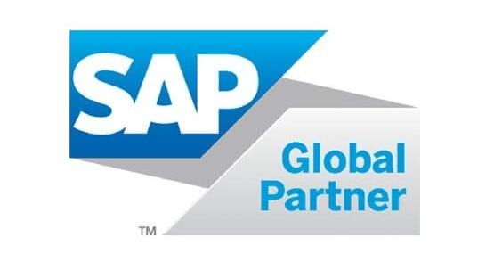 SAP logo Global Partner