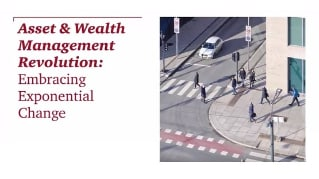 Asset & Wealth Management Revolution