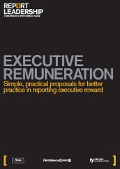 EXECUTIVE REMUNERATION