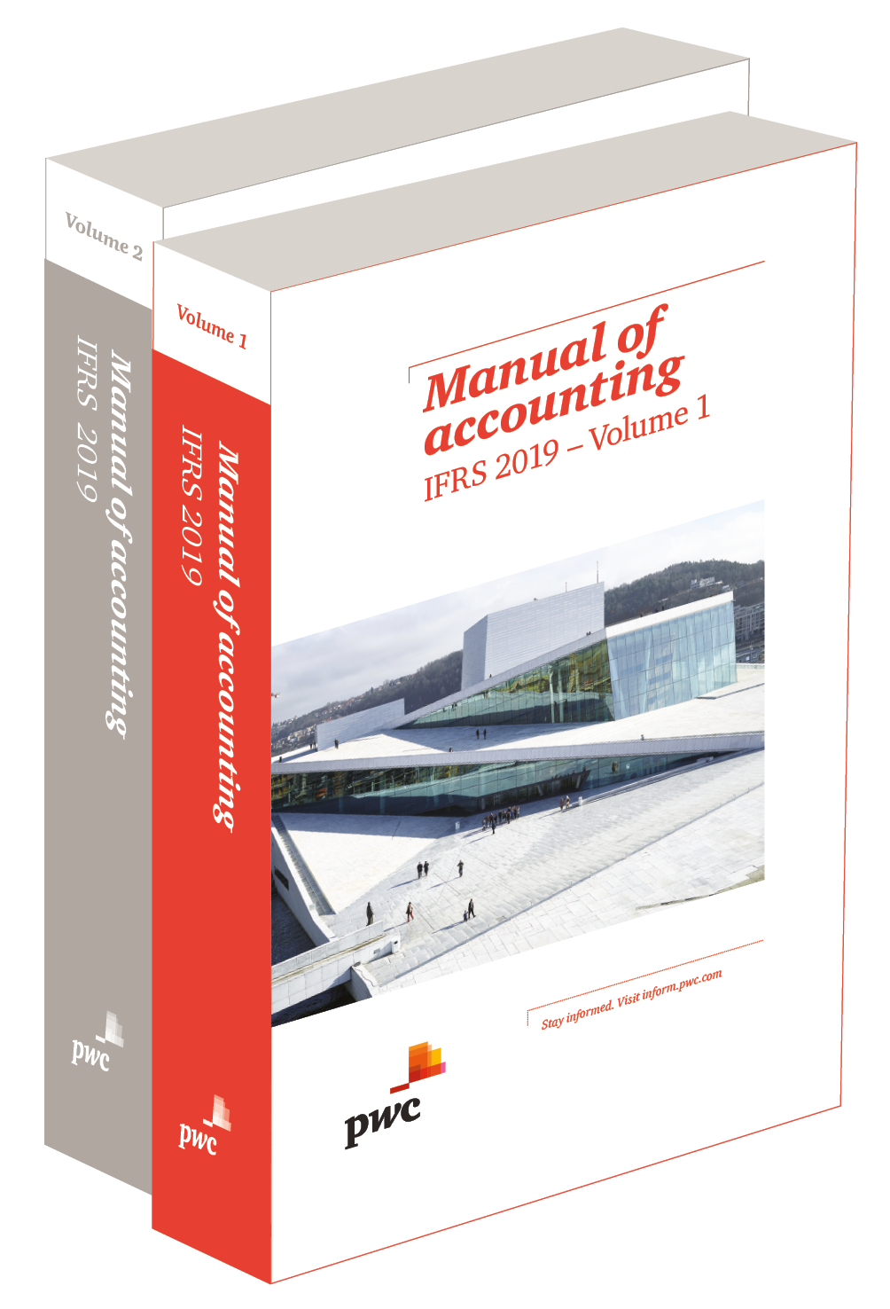 Manual of accounting: IFRS: PwC