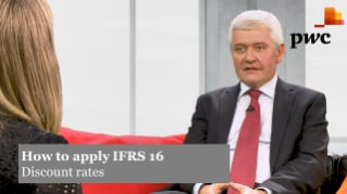 PwC's How to apply IFRS 16 - 9. Discount rates
