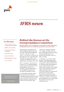IFRS News October 2017