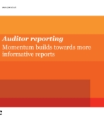 Auditor reporting - Momentum builds towards more informative reports