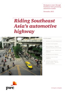 Riding Southeast Asia's automotive highway