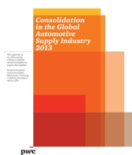 Consolidation in the Global Automotive Supply Industry 2013