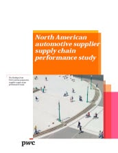 North American Automotive Supplier Supply Chain Performance Study