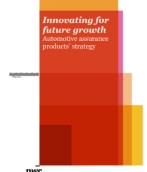 Innovating for future growth: Automotive assurance products' strategy