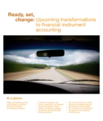At the wheel: Preparing for the future of automotive finance