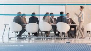 Outsourcing bei Finanzinstituten