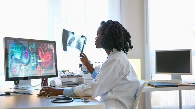 L'Intelligence Artificielle au service de la santé | PwC