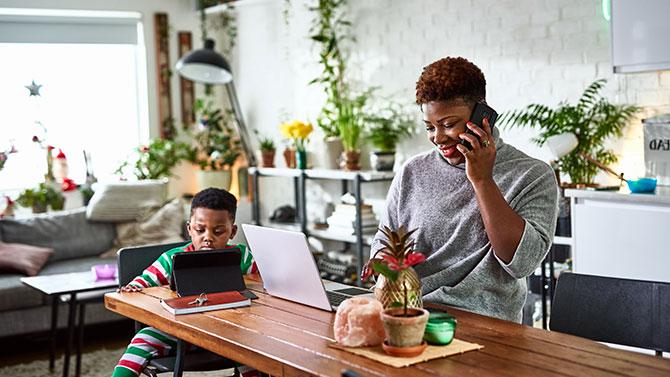 De kosten van thuiswerken