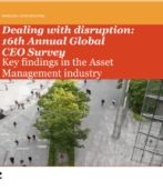 Annual Global CEO Survey - Asset Management key findings: PwC