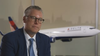 Edward H. Bastian, CEO of Delta Air Lines Inc.