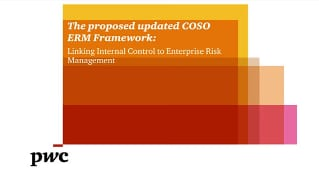 The value of ERM and Internal Control together