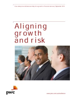 Aligning growth and risk