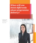Portfolio and Programme Management 2014 Global Survey