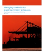 Managing credit risk for global commodity producers