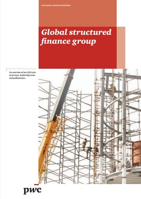 Structured finance: Global structured finance group