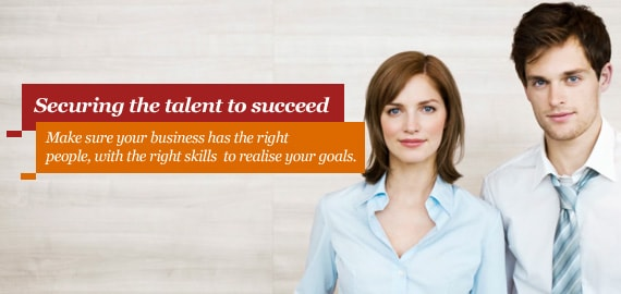 Securing the talent to succeed