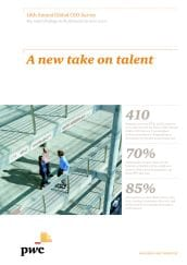18th Annual Global CEO Survey: A new take on talent