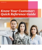 Anti-Money Laundering: Know Your Customer Quick Reference Guide