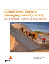 Annual Forest, Paper & Packaging Industry survey ― 2013 edition