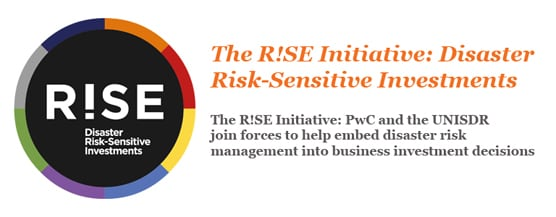 The R!SE Initiative: Disaster Risk-Sensitive Investments