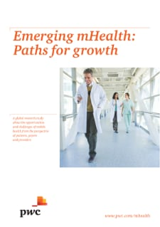 Emerging mHealth: Paths for growth