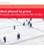 Best placed to grow: European cities hotel forecast 2011 & 2012