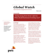Global Watch: Australia - 'Living-away-from-home' reforms: What should businesses be doing now?