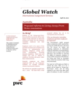 Global Watch: Australia - Proposed reforms to Living-Away-From-Home concessions
