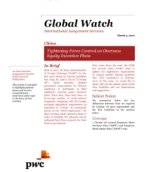 Global Watch: China - Tightening Forex Control on Overseas Equity Incentive Plans