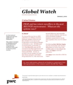 Global Watch: United States - FBAR and tax return non filers in the post IRS OVDI environment - What are the options now?