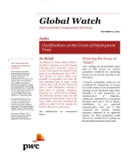 Global Watch: India - Clarifications on the Grant of Employment Visas