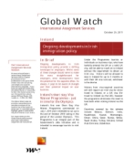 Global Watch: Ireland - Ongoing developments in Irish immigration policy