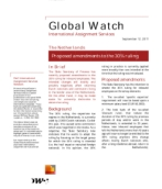 Global Watch: Netherlands - Proposed amendments to the 30% ruling