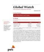 Global Watch: United States - 2012 Key Rates and Limits