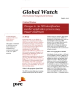 Global Watch: United States - Changes to the IRS identification number application process may trigger challenges