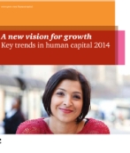 Key trends in human capital 2014:  A new vision for growth