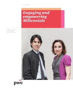 Engaging and empowering millennials