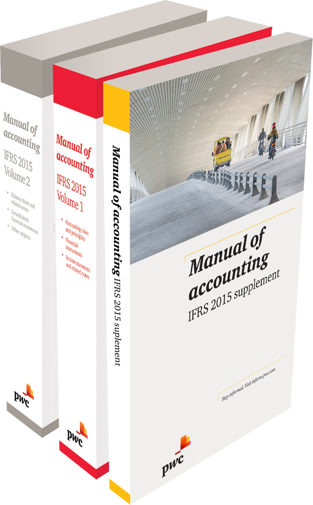 Manual of accounting - IFRS 2013
