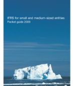 IFRS for SMEs: Pocket guide 2009