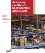 Achieving excellence in production and supply for manufacturing companies