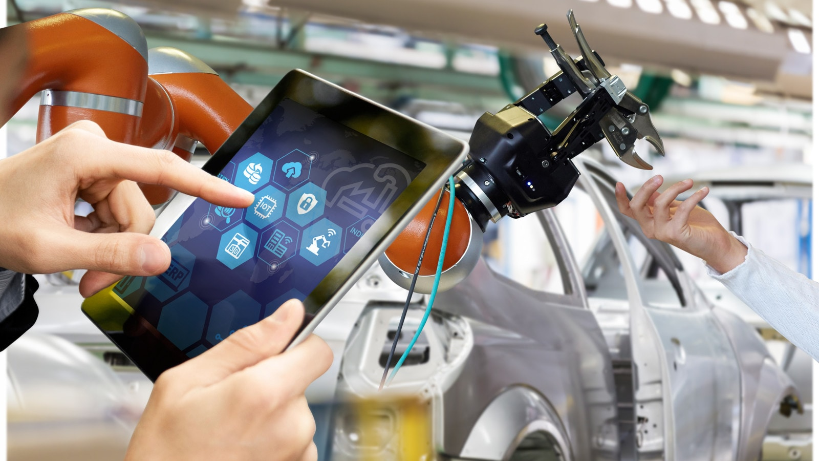 Industry 4.0: Building the Digital Enterprise